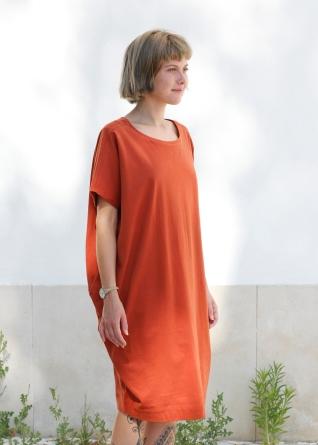 Dress Midi-orag1