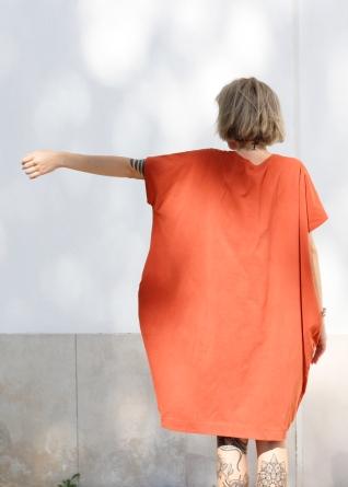 Dress Midi-orag3
