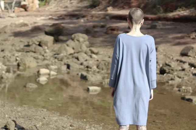 Dress Minimal Blue Light 7