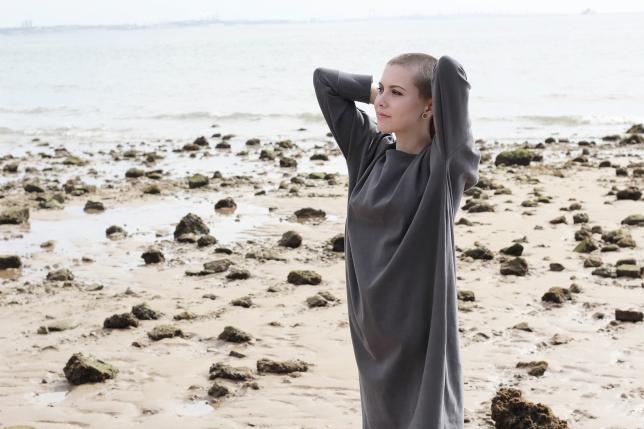 Dress Minimal Grey 3