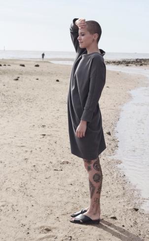 Dress Minimal Grey 5