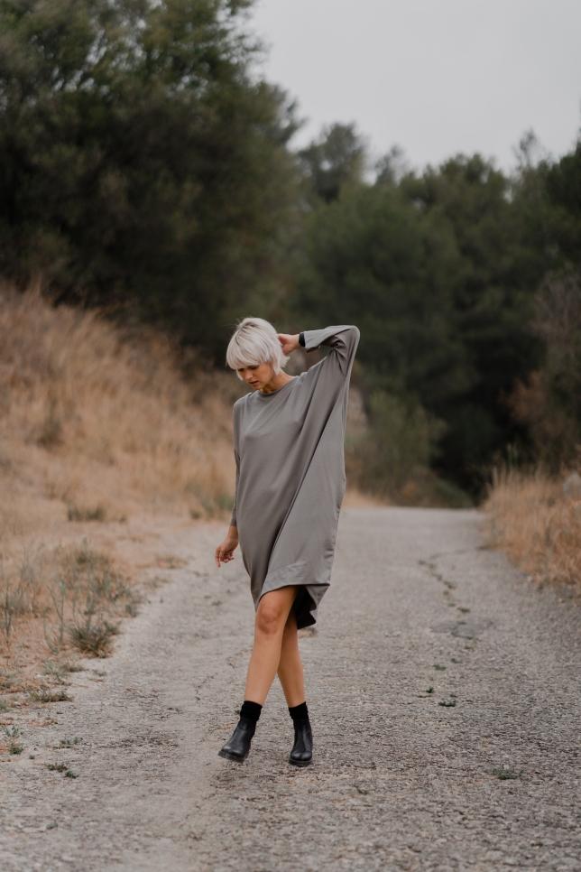 Dress Midi Tauoe